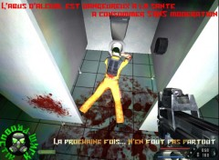 Wallpapers Humor KJKM - Cuite dans FarCry