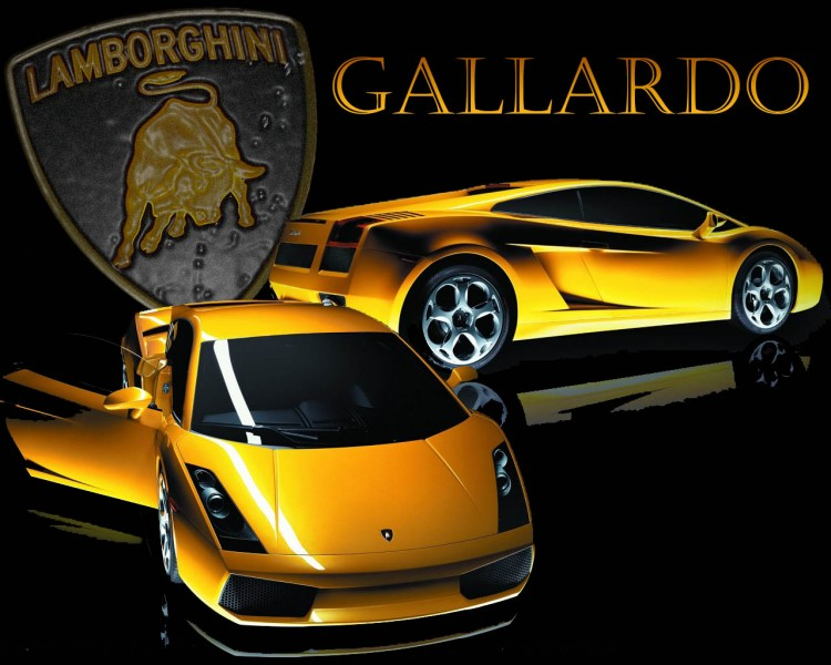 Fonds d'écran Voitures Lamborghini lamborghini gallardo