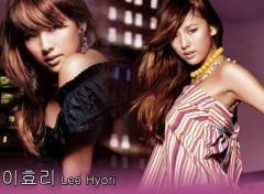 Wallpapers Music Lee Hyori