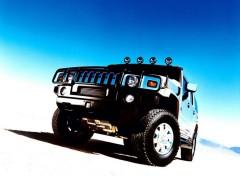 Fonds d'écran Voitures Hummer H2