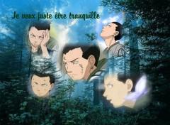 Fonds d'écran Manga Shikamaru