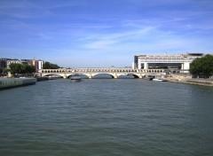 Fonds d'écran Constructions et architecture Pont de Bercy