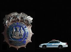 Fonds d'écran Transports divers NYPD