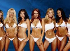 Fonds d'écran Séries TV les filles