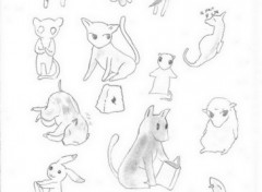 Wallpapers Art - Pencil tout plein danimoOo