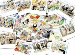Wallpapers Manga Ruthay One piece C.W.3 1600 01