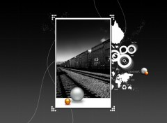Wallpapers Digital Art Locomotion