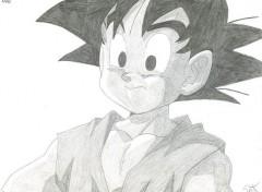 Wallpapers Art - Pencil GokuArt