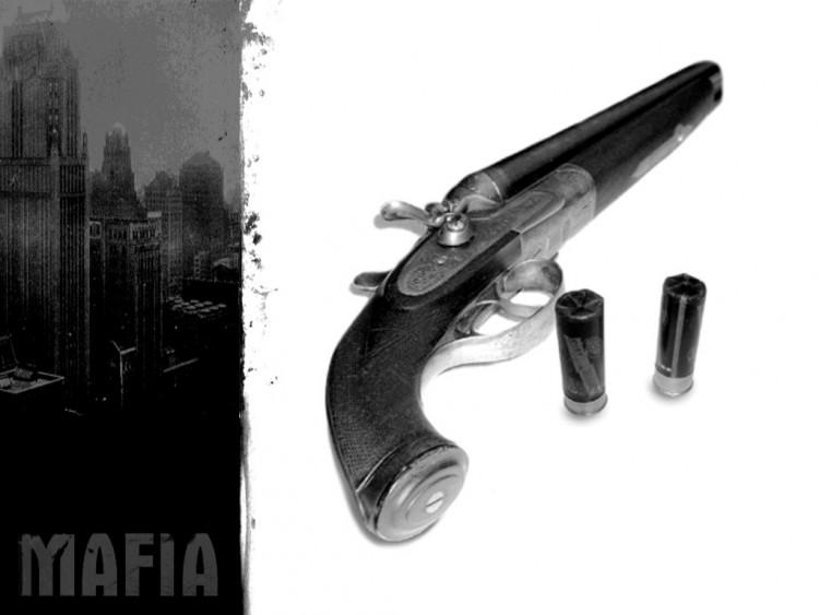 Fonds d'écran Jeux Vidéo Mafia, The City Of Lost Heaven Mafia