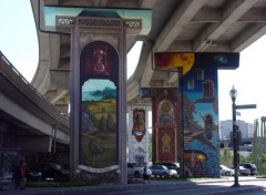 Fonds d'écran Art - Peinture Le Beton joli sa se peut