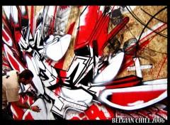 Fonds d'écran Art - Peinture Délit2Fuite-BelgianCHill2006