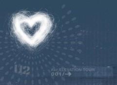 Fonds d'écran Musique Heart of U2...