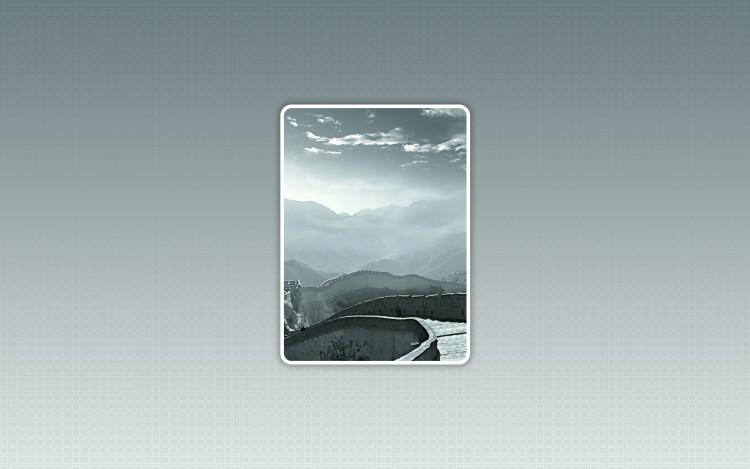 Fonds d'écran Nature Paysages Muraille de Chine