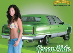 Wallpapers Cars Cadillac lowrider 1996