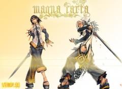 Fonds d'écran Jeux Vidéo Magna Carta