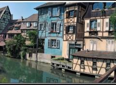 Fonds d'écran Voyages : Europe Colmar Petite Venise