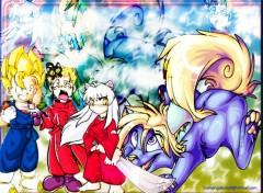 Fonds d'écran Manga Mélenge mangas