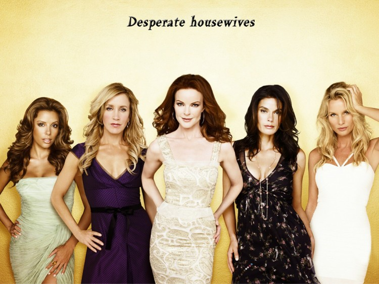 Fonds d'écran Séries TV Desperate Housewives Dh girls s3