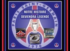 Fonds d'écran Sports - Loisirs NOTRE HISTOIRE DEVIENDRA LEGENDE