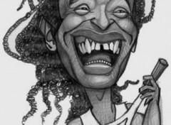 Fonds d'écran Art - Crayon Yannick NOAH
