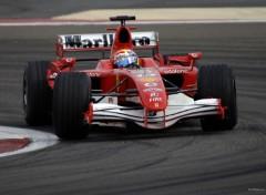Fonds d'écran Voitures Ferrari 2007
