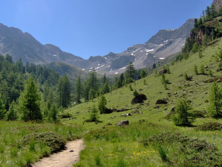 Fonds d'écran Nature Montagnes les Alpes