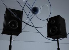 Fonds d'écran Art - Numérique soundfx