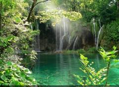 Fonds d'écran Nature Paradis sur terre