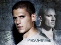 Fonds d'écran Séries TV Break In