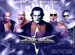 Fonds d'écran Sports - Loisirs WCW