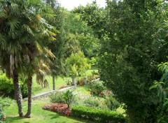 Fonds d'écran Nature Splendide parc charentais !