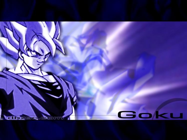 Fonds d'écran Manga Dragon Ball Z goku