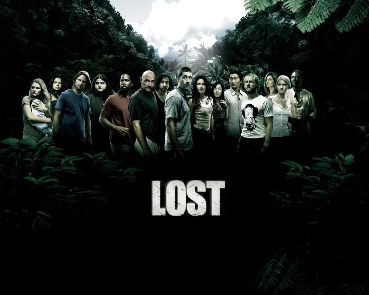 Fonds d'écran Séries TV Lost, les Disparus promo saison 2 lost