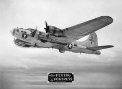 Fonds d'écran Avions b17