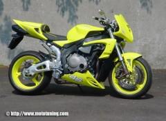 Wallpapers Motorbikes CBR 1000