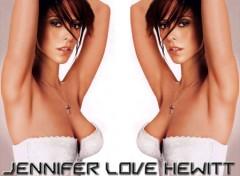 Fonds d'écran Célébrités Femme Jennifer love hewitt