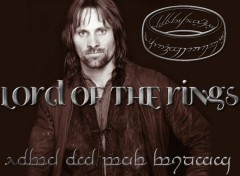 Fonds d'écran Cinéma Lord OF the rings