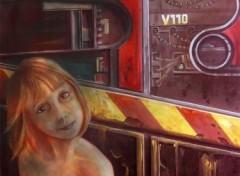 Fonds d'écran Art - Peinture fanny