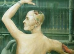 Fonds d'écran Art - Peinture programe consciance