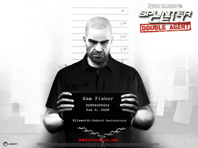Fonds d'écran Jeux Vidéo Splinter Cell Wallpaper N°155708