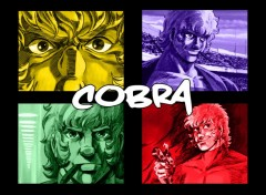 Fonds d'écran Dessins Animés Cobra X4
