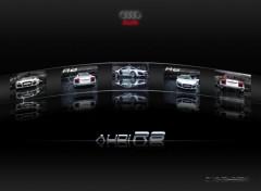 Wallpapers Cars Audi R8