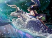 Wallpapers Fantasy and Science Fiction astro-taureau