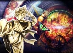 Fonds d'écran Manga Gokussj1