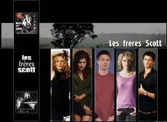 Fonds d'écran Séries TV Les Freres Scott