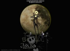 Wallpapers Movies Jack Skellington