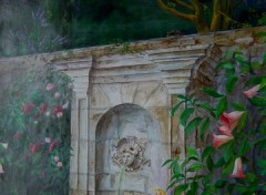 Fonds d'écran Art - Peinture la fée