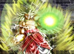 Wallpapers Manga Broly