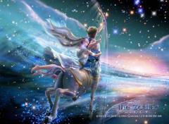 Wallpapers Digital Art astro-sagittaire