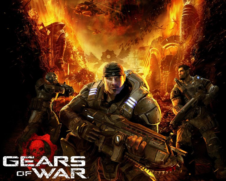 Wallpapers Video Games Gears of war gear of war poster